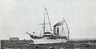 1ste Cruise Ship