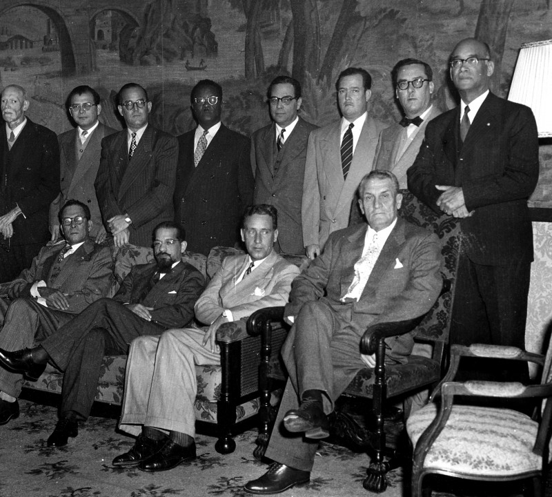 Arubaanse delegatieleden