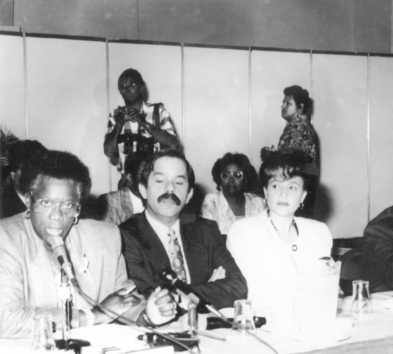 Toekomst conferentie 1993
