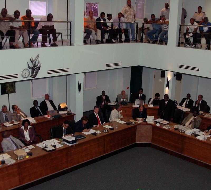 Eilandsraad Curaçao verwerpt slotaccoord