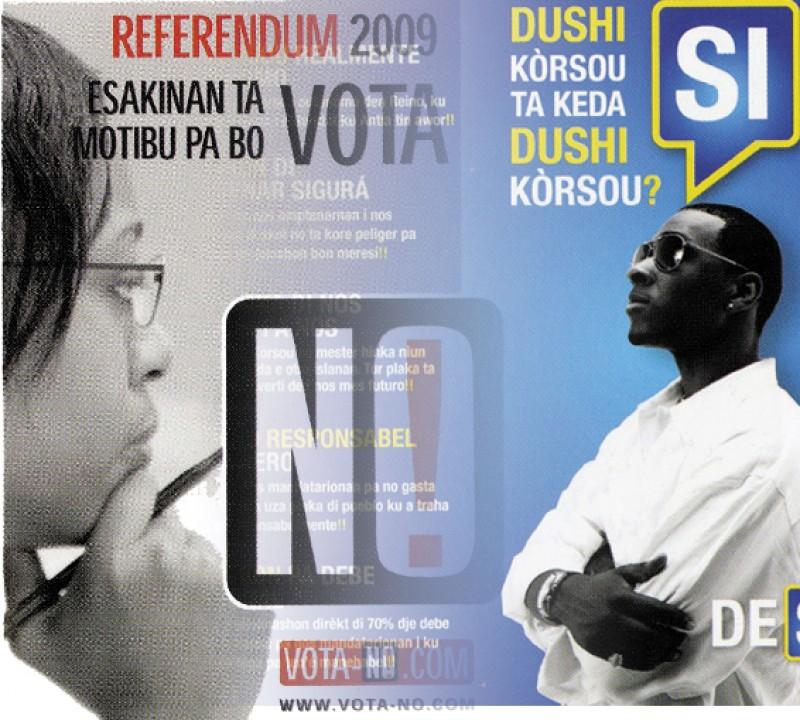 Referendum 15 mei 2009